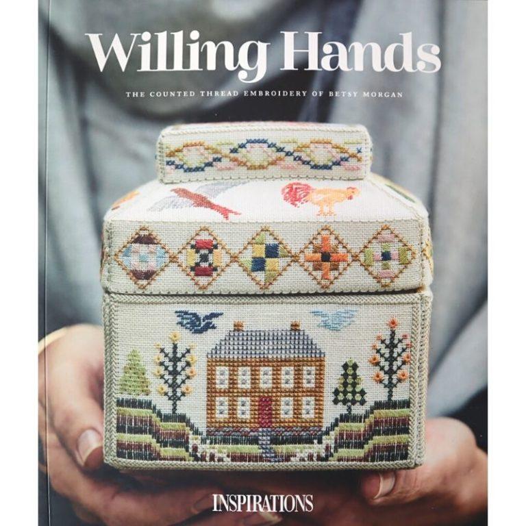 Livre Willings Hands de Betsy Morgan