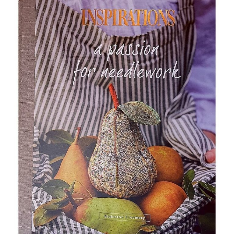 Livre A Passion for Needlework Blakiston Creamery
