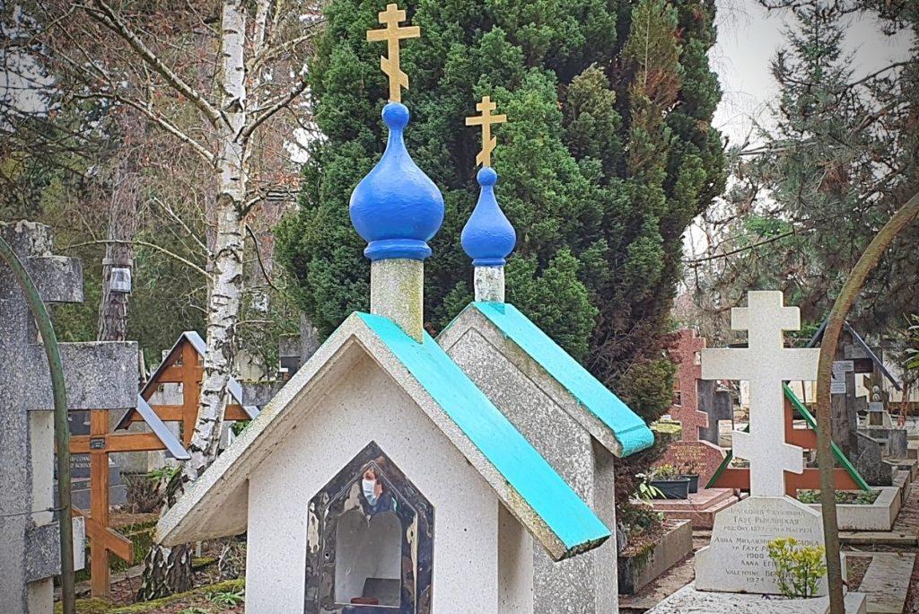 cimetière russe et français