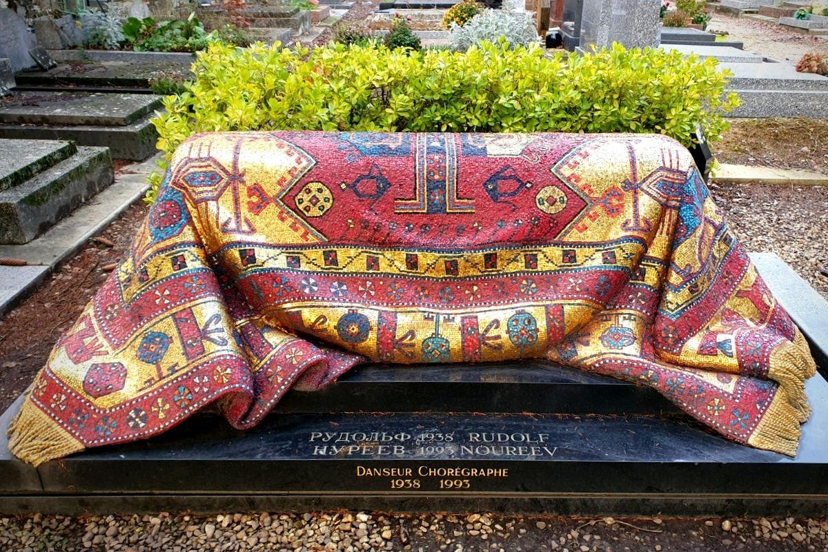 tombeau mosaïques