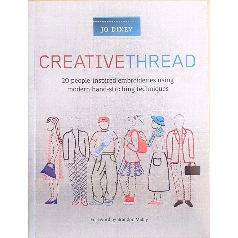 Livre Creativethread de Joe Dixey