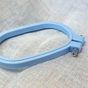 tambour plastique ovale petit